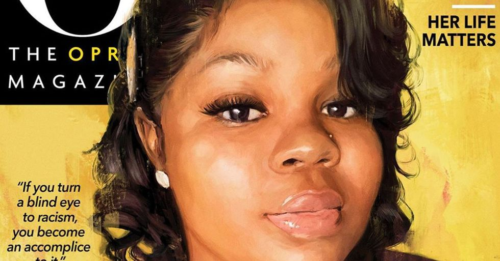 Breonna Taylor Is on the First Ever Cover of 'O Magazine' Without Oprah