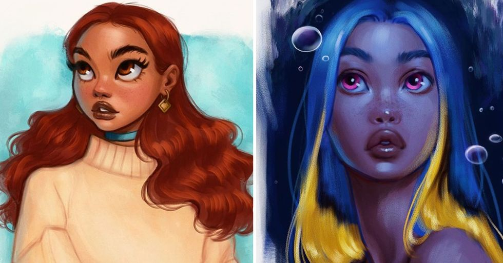 Artist Transforms Disney Animals Into Humans and Now I Believe in Magic