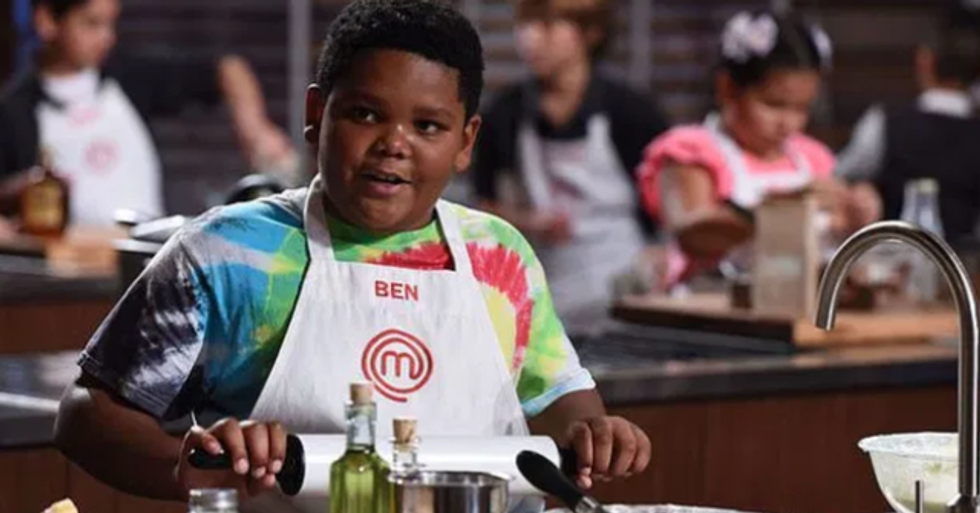 13-Year-Old 'Masterchef Junior' Alum Ben Watkins Diagnosed With Tumor 3 Years After His Parents' Deaths
