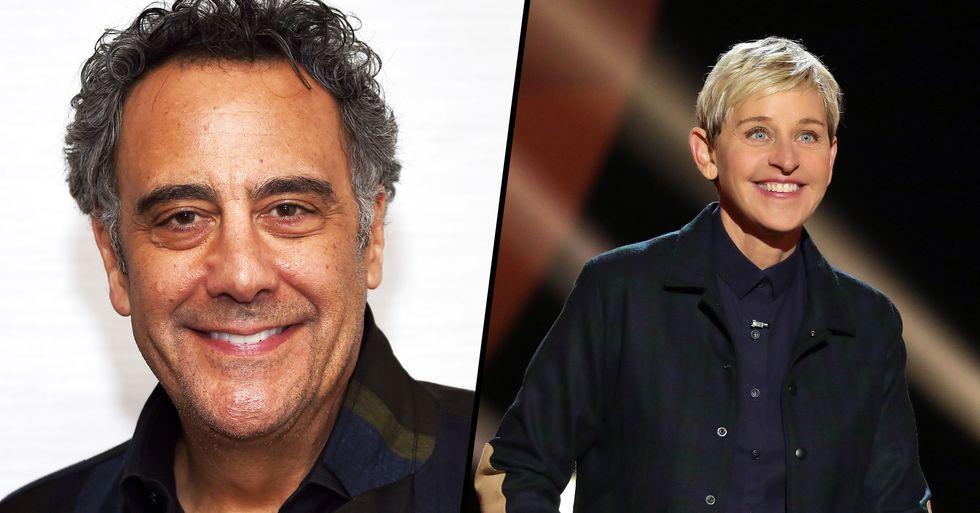 Brad Garrett Claims Mistreatment by Ellen DeGeneres Is 'Common Knowledge' After Host's Apology