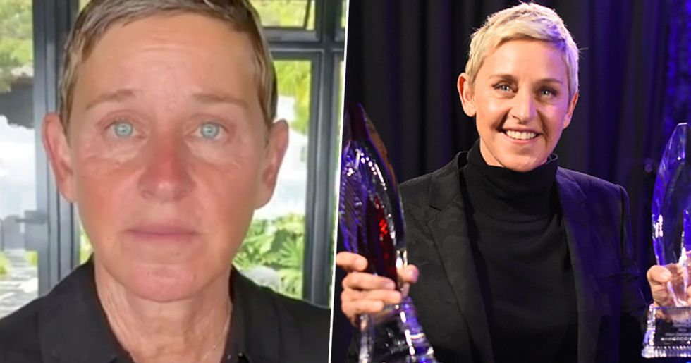 Ellen DeGeneres Reportedly Telling Show Executives She's Ready To Call It Quits