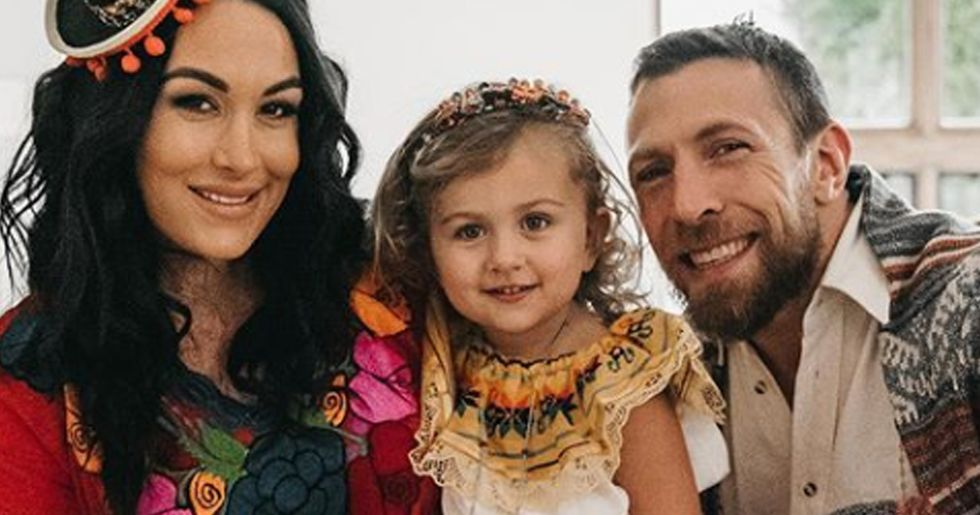 Brie Bella Has Given Birth to Her Second Baby With Daniel Bryan