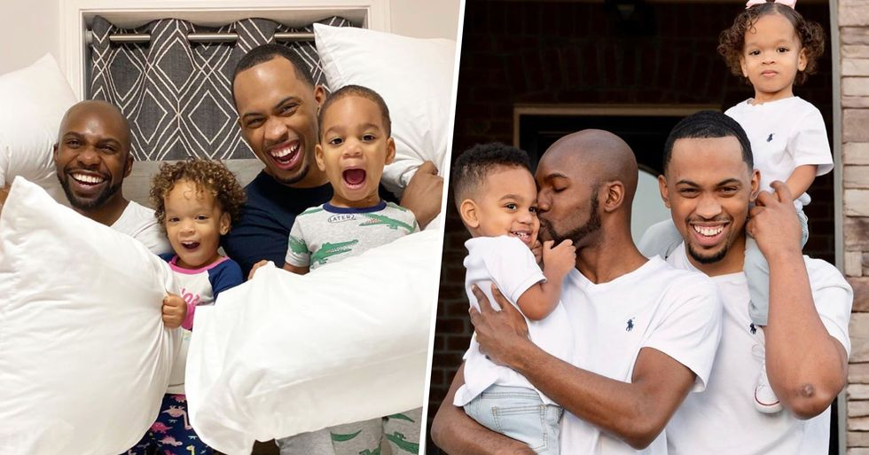 Gay Dads Welcome Two Children Within Weeks via Separate Surrogates