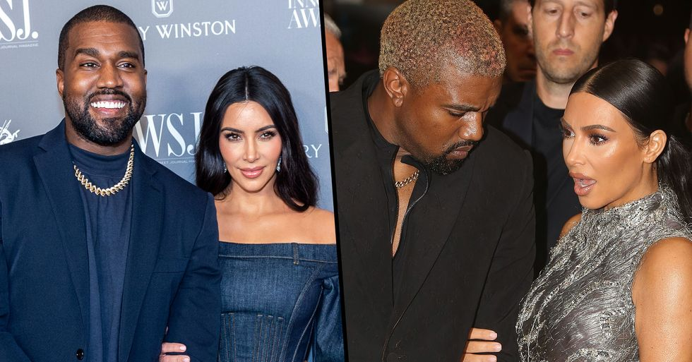 Kim Kardashian Reportedly Flew to Wyoming to Tell Kanye West 'Their Marriage Is Over'
