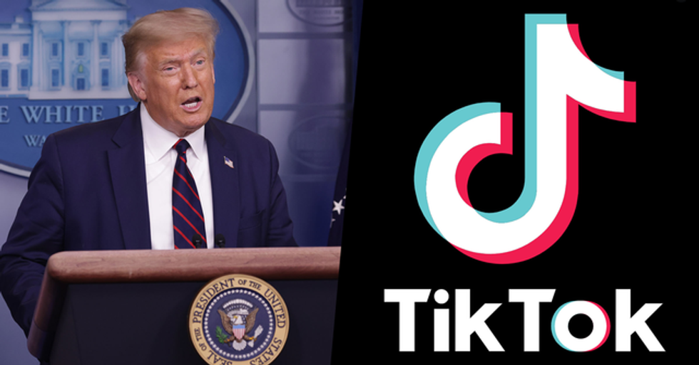 People Find New Way to Use TikTok Even if Trump Bans it
