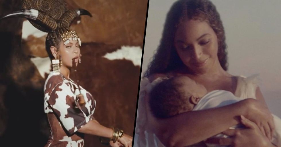 Beyonce's 'Black Is King' on Disney+ Slammed and Criticized for Being 'Controversial'