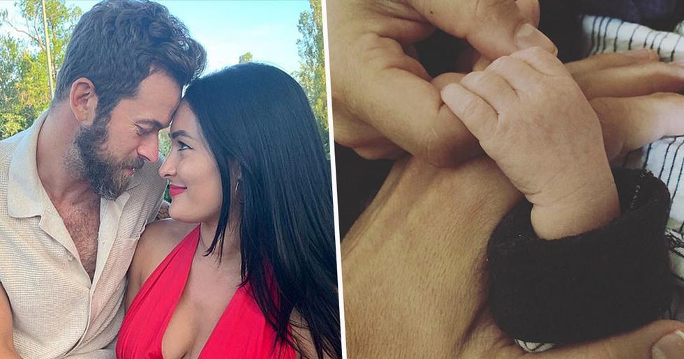 Nikki Bella and Artem Chigvintsev Welcome Their 'Precious Baby Boy'