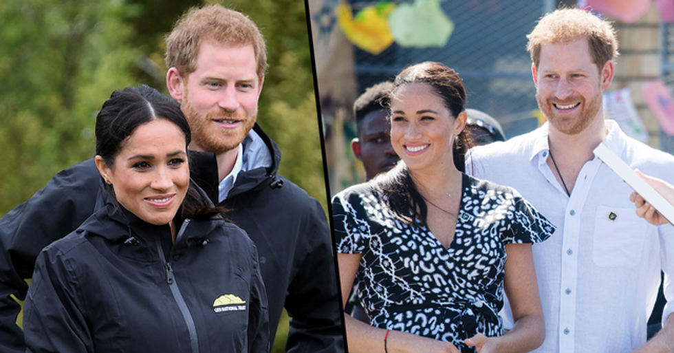 People Won't Stop Laughing at the Name Prince Harry and Meghan Markle Gave to Their Rescue Dog