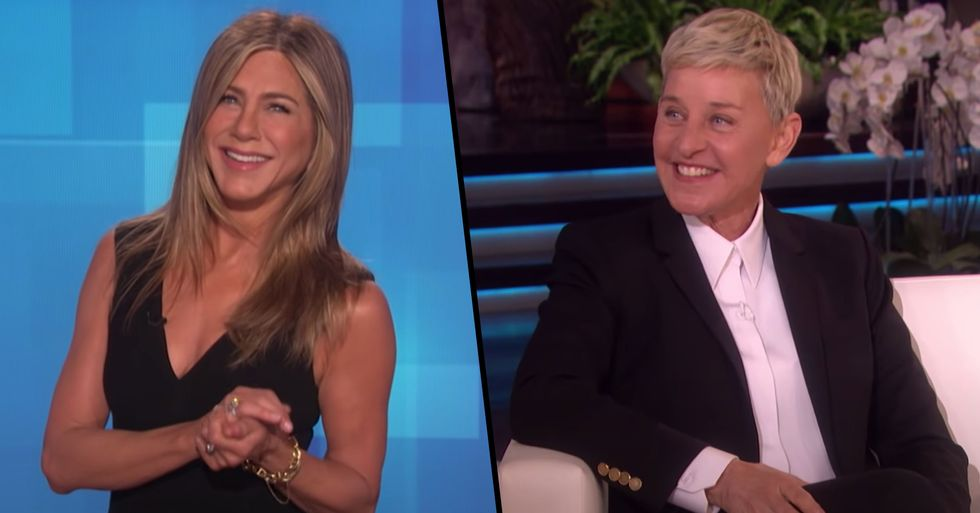 People Are Calling for Jennifer Aniston to Replace Ellen DeGeneres as Talk Show Host