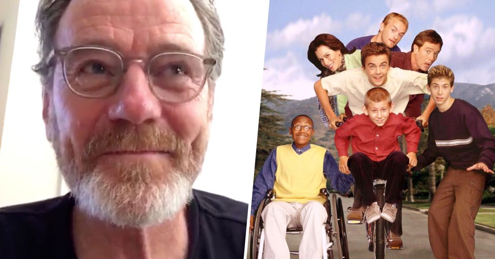 Bryan Cranston Confirms 'Malcolm in the Middle' Reunion Is Happening This Week