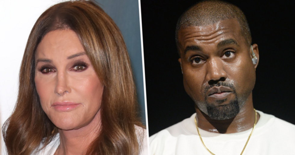 Caitlyn Jenner Finally Speaks Out After Kanye West's Breakdown Amid Divorce Rumours