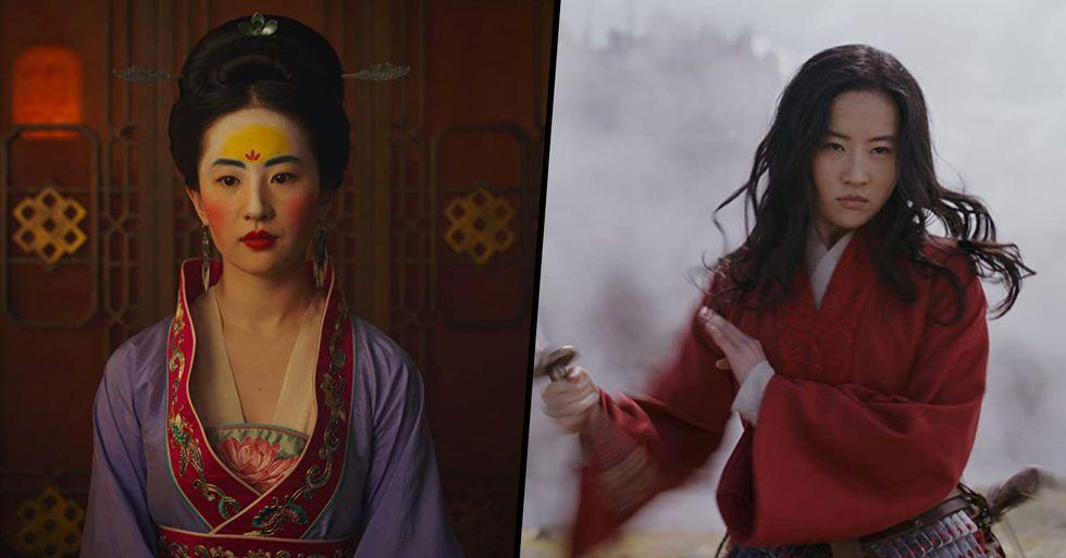 Disney to Release New 'Mulan' Movie on Disney+