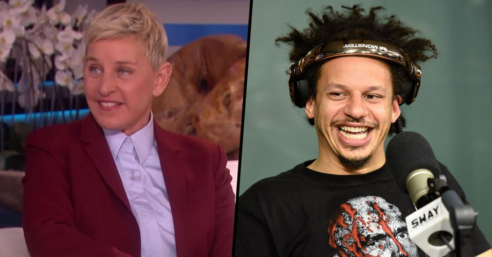 Eric Andre Supports Fan Petition Calling for Him to Be New Host of 'The Ellen Show'