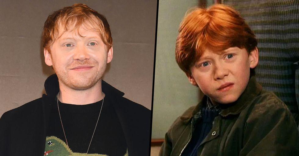 Rupert Grint Won't Rewatch 'Harry Potter'
