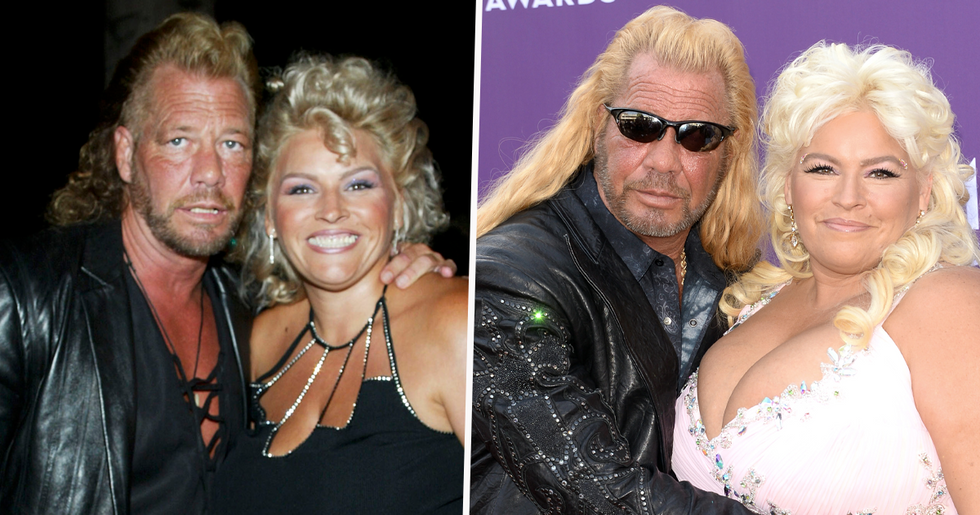 Dog the Bounty Hunter Says His Late Wife Beth Wouldn't Even Look at Him at the End of Her Life