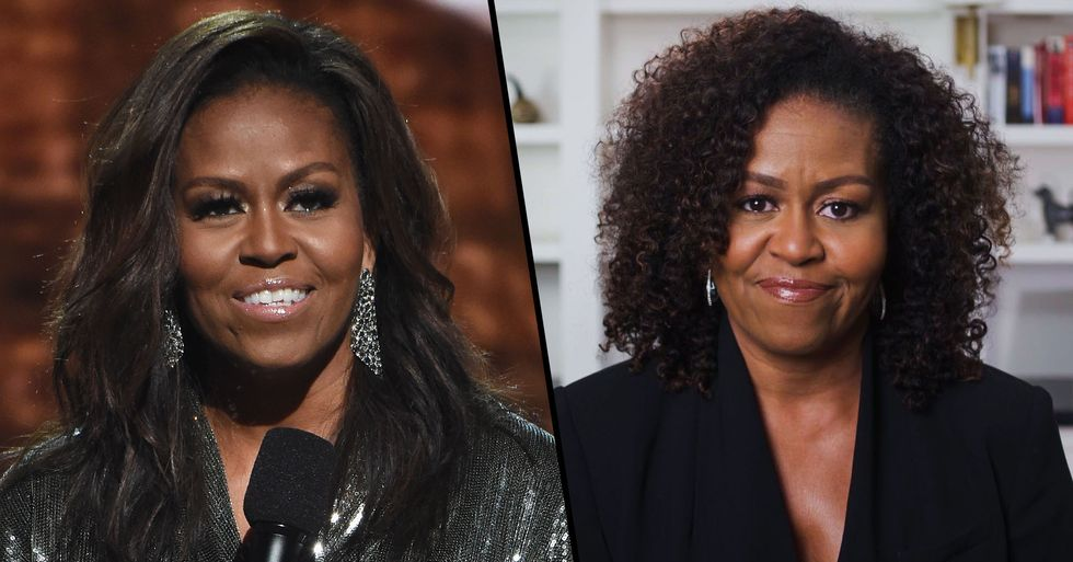 Michelle Obama Says She's Dealing With Low Grade Depression