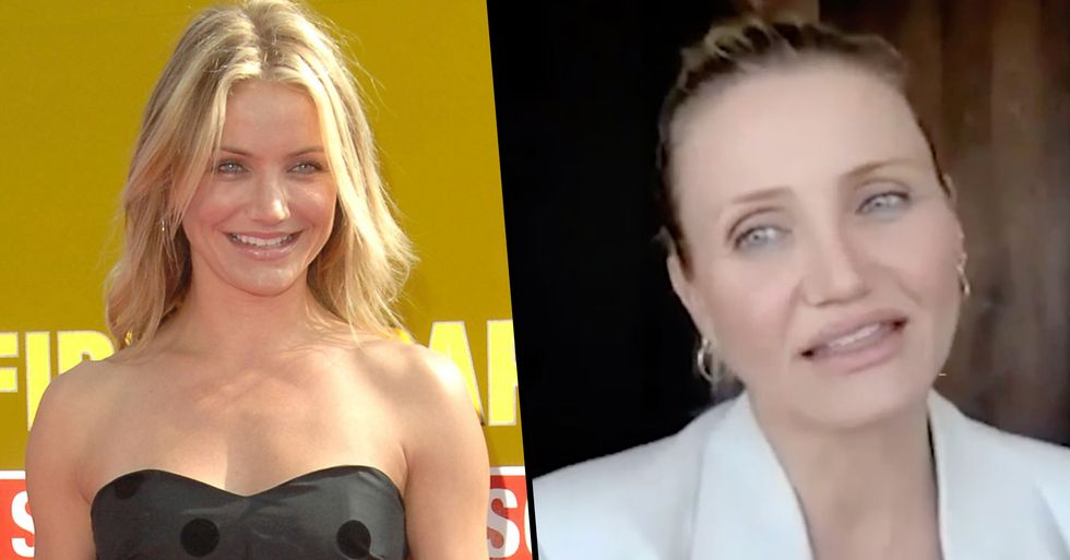 Cameron Diaz Explains Why She's Quit Acting in Candid Interview