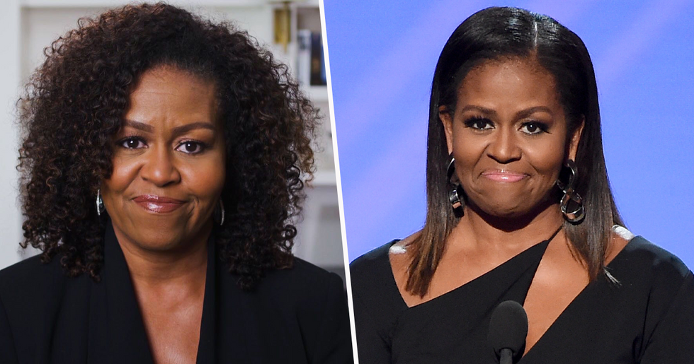 Michelle Obama Explains Why She's Suffering With 'Low-Grade Depression'