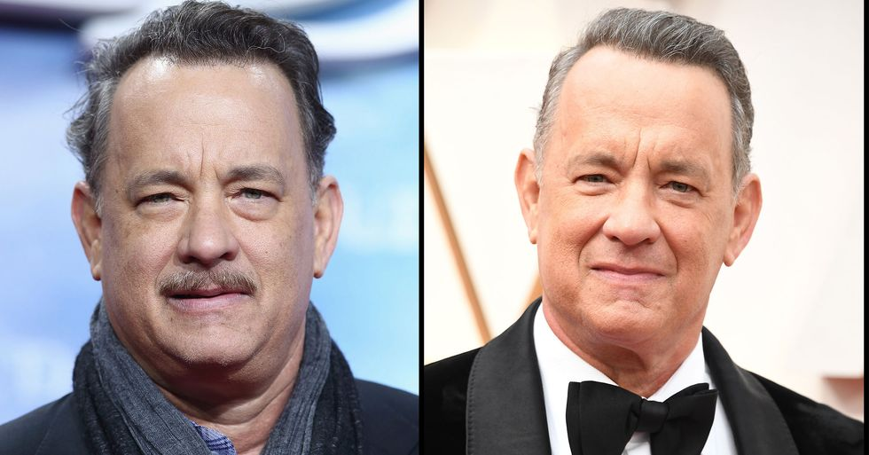 Tom Hanks In Talks to Play Geppetto in Disney's Live-Action 'Pinocchio'