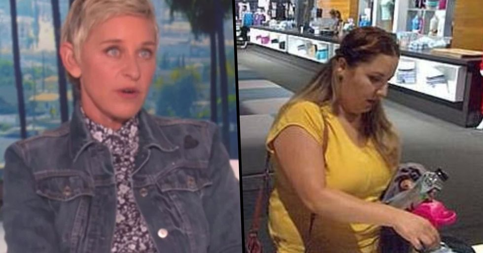 People Are Looking Back on The Time Ellen DeGeneres Shamed a Fan for 'Stealing' From Her Gift Shop
