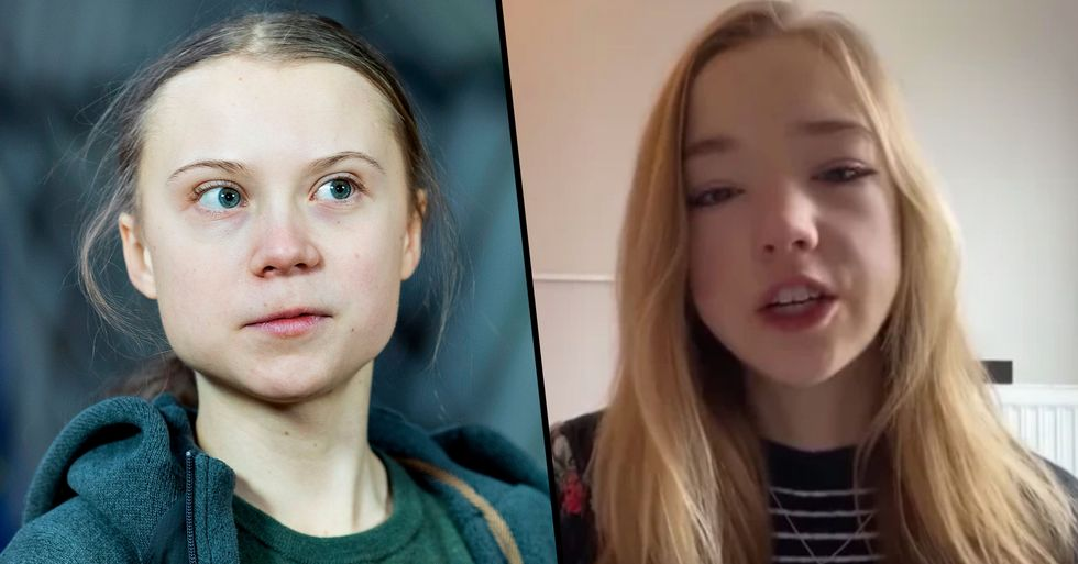 'Anti-Greta Thunberg' Accuses the Teen Activist of 'Spilling Propaganda'