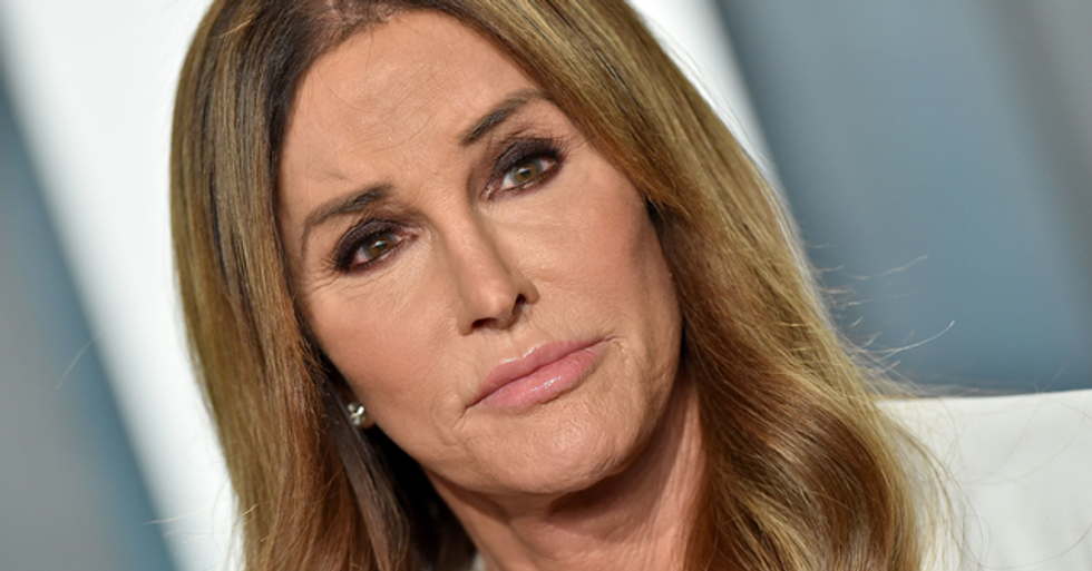 Caitlyn Jenner's Latest Instagram Post Has Everyone Saying The Same Thing