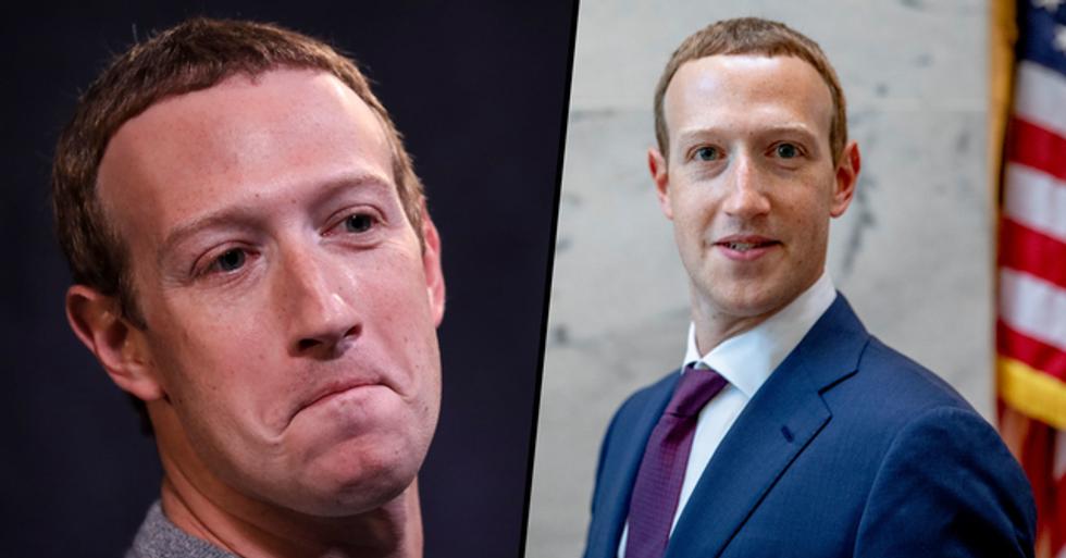 Mark Zuckerberg Is Now a Centibillionaire