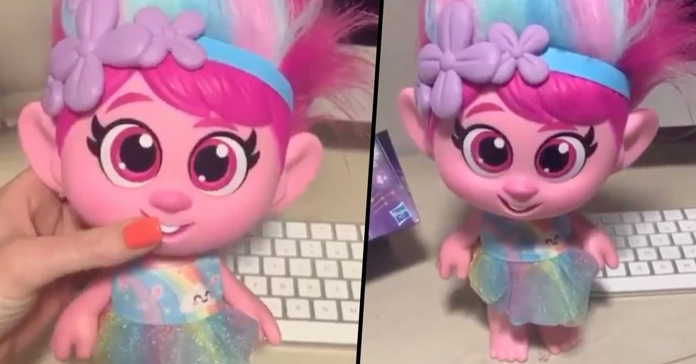 'Trolls World Tour' Doll Pulled From Shelves After Parents Call Button Placement 'Inappropriate'