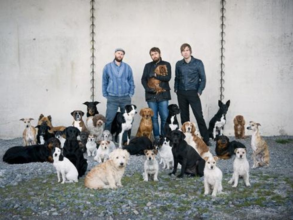 Bjorn This Way: Bjorn Yttling of Peter Bjorn and John Talks New Album, Gimme Some