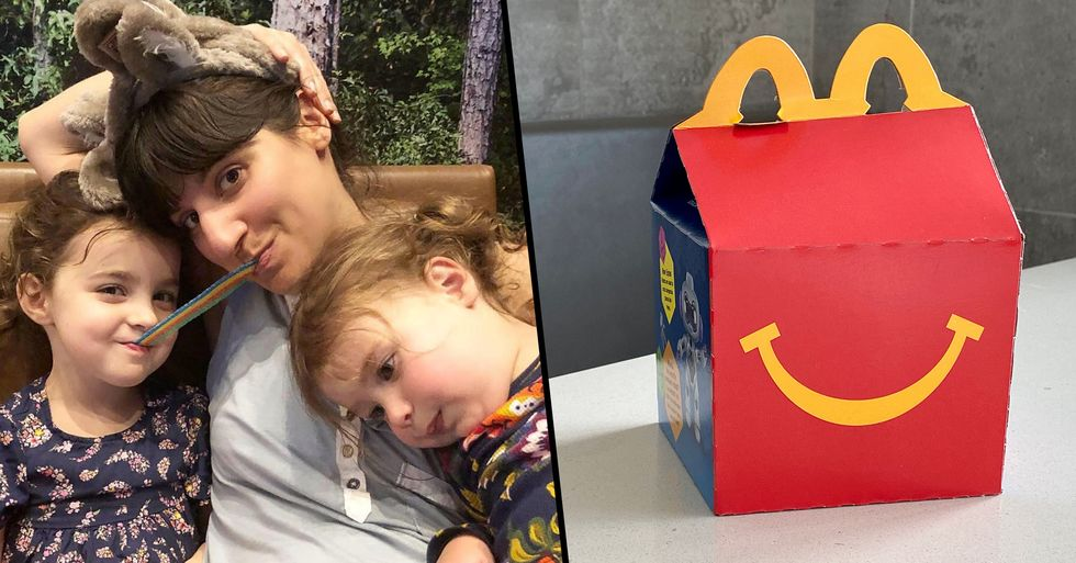 Mom Furious After McDonald's Asks for Her Child's Gender When She Ordered a Happy Meal
