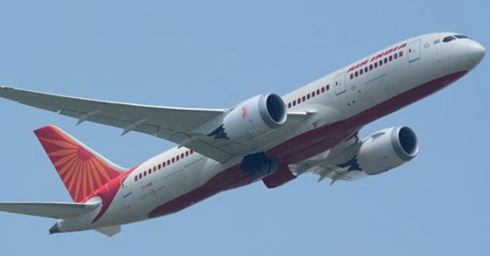 Plane Carrying Around 200 Passengers Crashes in India