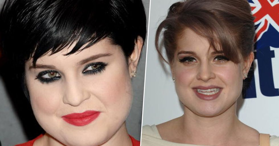 Kelly Osbourne Looks Unrecognizable After Losing 85lbs