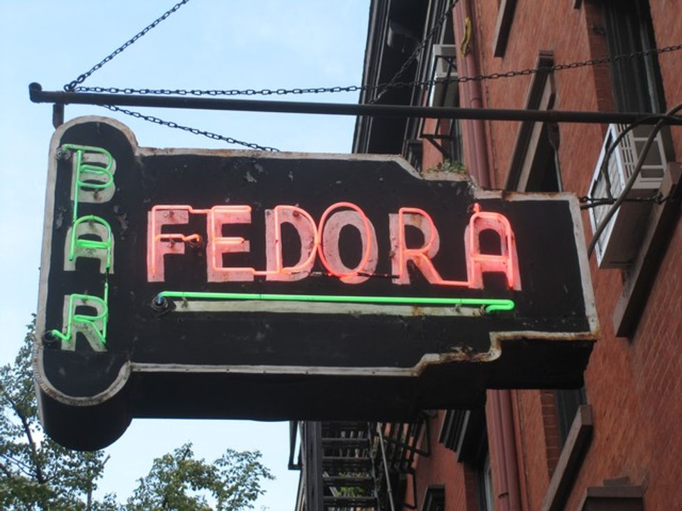 Fedora Is Our Restaurant of the Week
