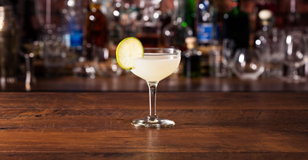 How to Make the Perfect Gin Gimlet