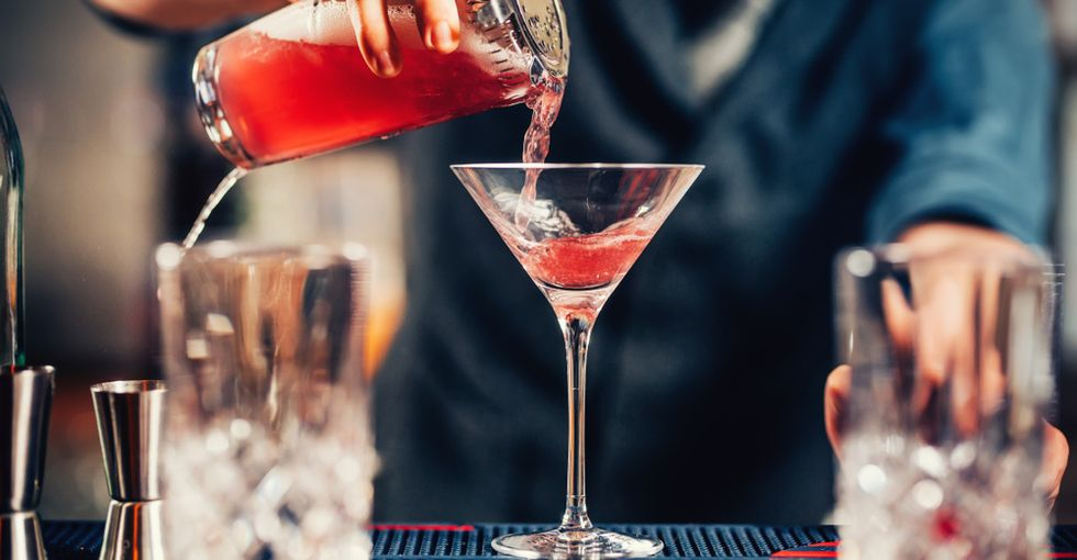 How to Make the Perfect Cosmopolitan