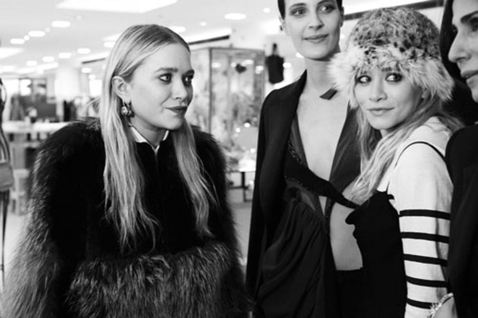 Barneys Toasts Vanessa Traina and Her Maje Capsule Collection