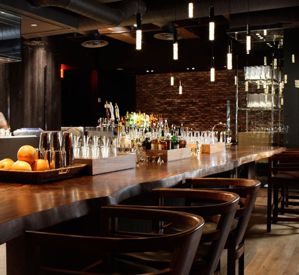 How to Work the Bar Downstairs at the Andaz