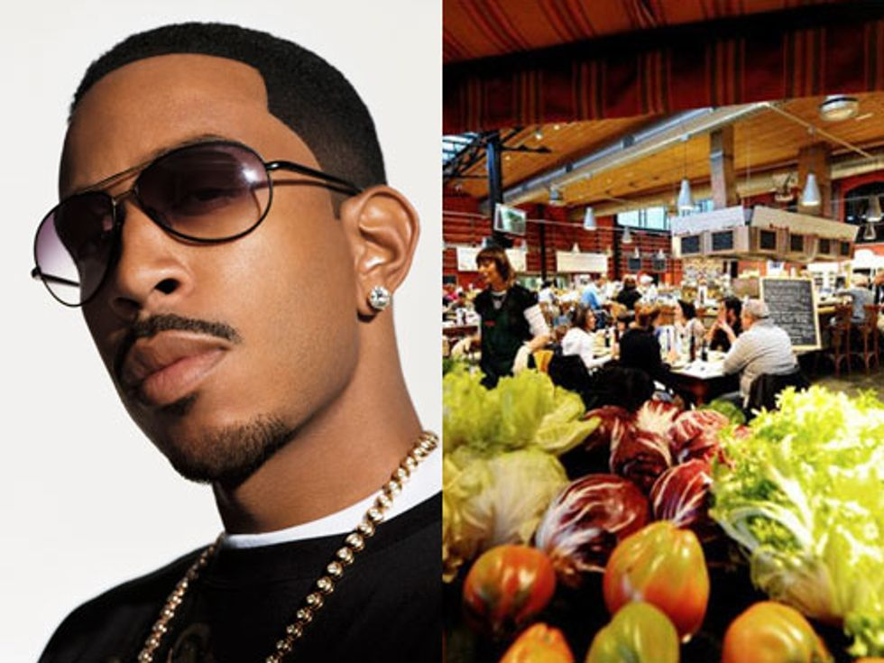 Ludacris' Magnum Condoms Contest + Eataly's Rooftop Bar in Today's Eight Items or Less
