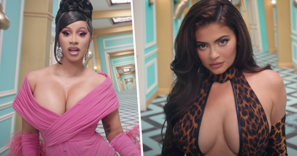 Petition to Remove Kylie Jenner From Cardi B's New Music Video Reaches 59,000 Signatures