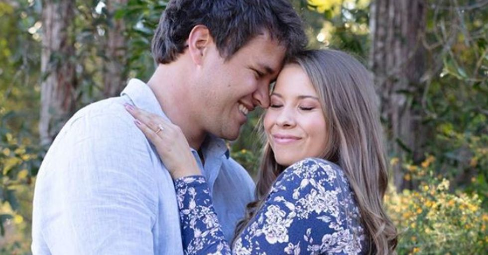 Bindi Irwin Announces She's Pregnant With First Child