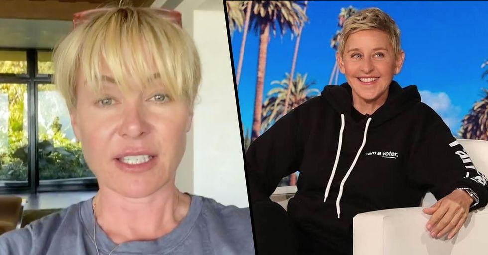 Ellen DeGeneres' Wife Portia de Rossi Gives Honest Update on Ellen's State of Mind