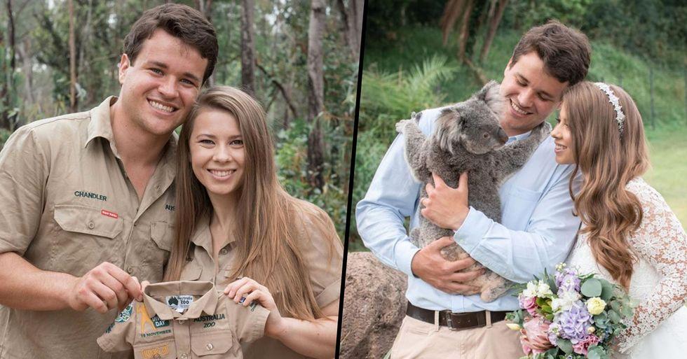 Fans Spot a Touching Tribute to Steve Irwin in Bindi Irwin's Pregnancy Announcement