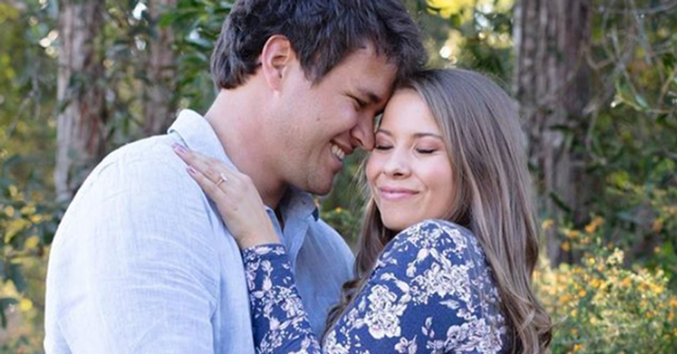 Bindi Irwin's Pregnancy Announcement Post Has a Secret Meaning