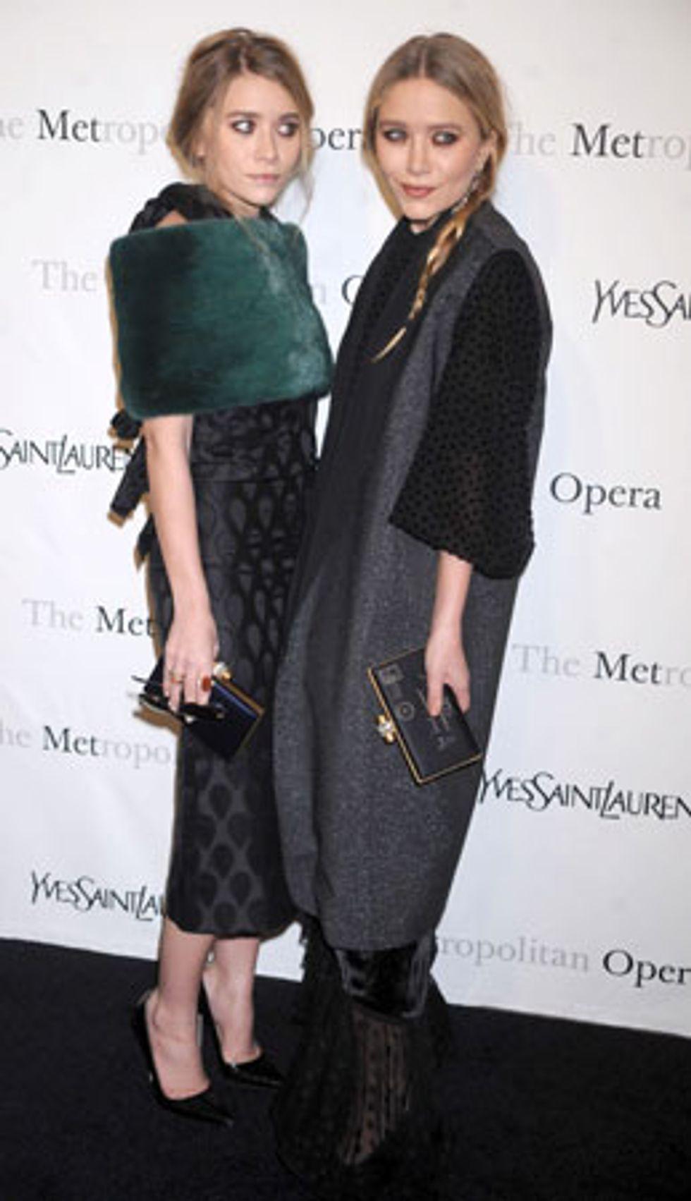 Yves Saint Laurent Sponsors the Metropolitan Opera's Premiere of Le Comte Ory