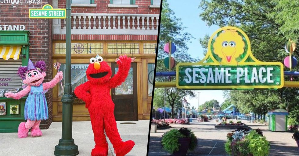 'Sesame Street' Theme Park Worker Undergoing Jaw Surgery After Being Punched by Visitor