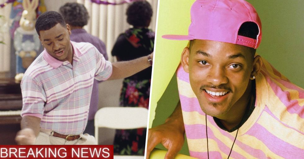 'Fresh Prince of Bel-Air' Reboot Reportedly in Development