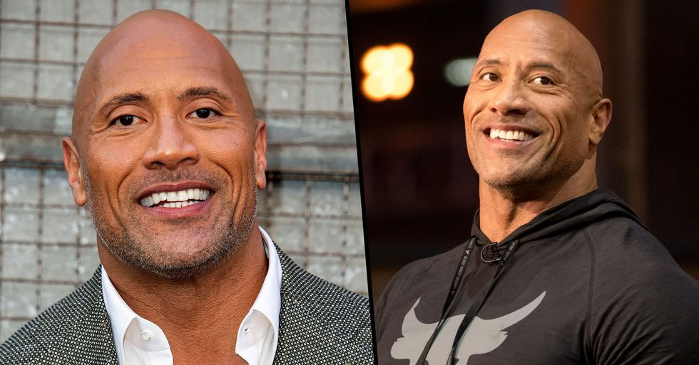 Dwayne Johnson Named Highest Paid Actor in the World