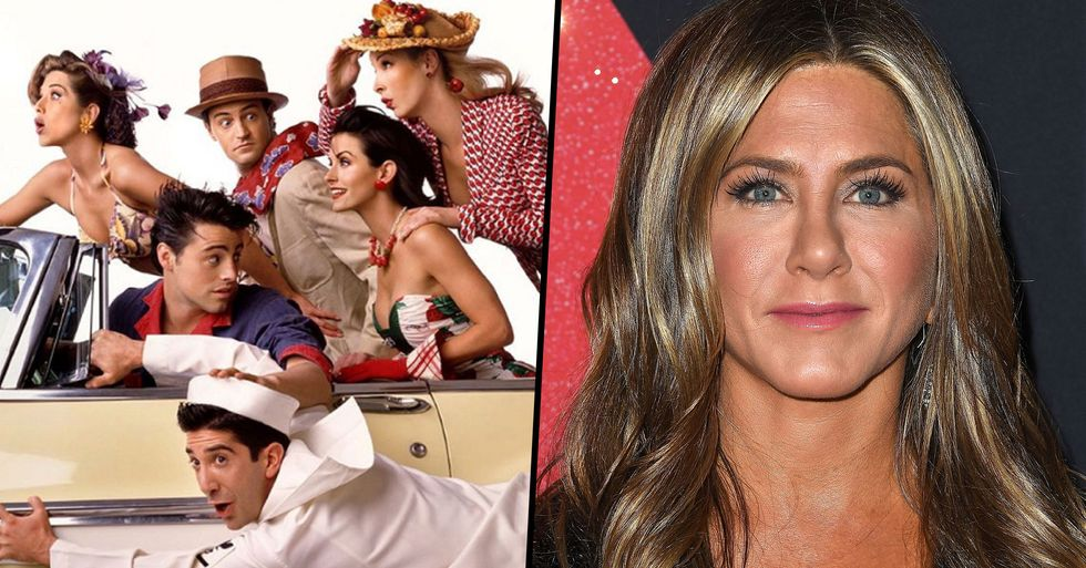 Jennifer Aniston Slammed for Response to 'Friends' Reboot Being Delayed