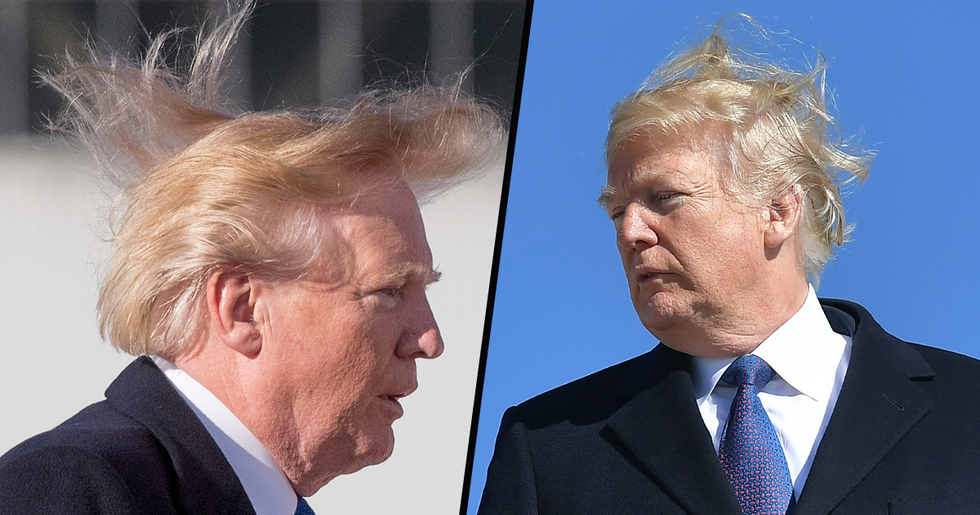 US Calls for Shower Head Rules to Be Changed as Donald Trump Has Issues Washing His Hair