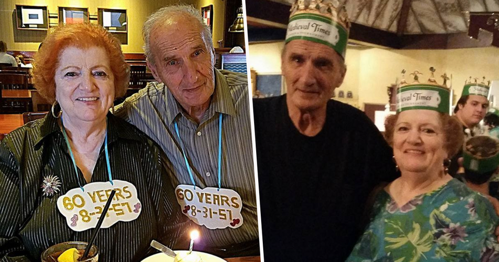 Couple Married for 62 Years Die of Coronavirus Just Hours After Their Son